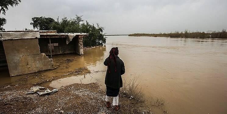 مردم خوزستان با مردم سایر مناطق سیلزده کشور تفاوت ندارند