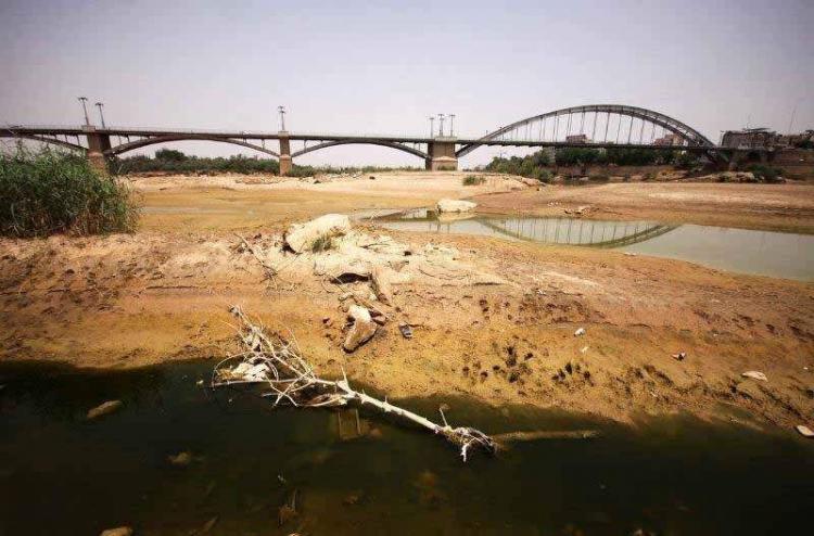 بودجه طرح احیای رودخانه کارون باز هم حذف شد
