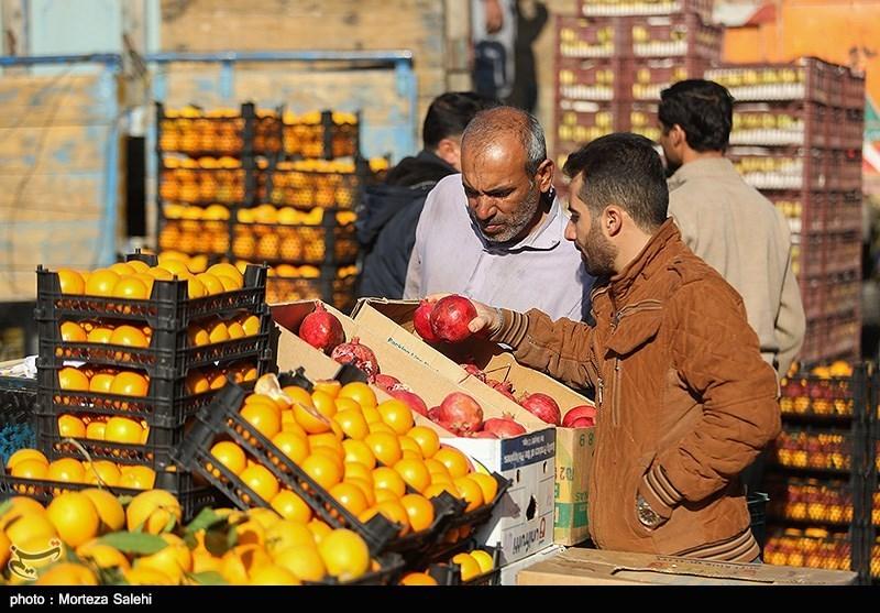 قیمت انواع میوه و ترهبار در بازار اهواز