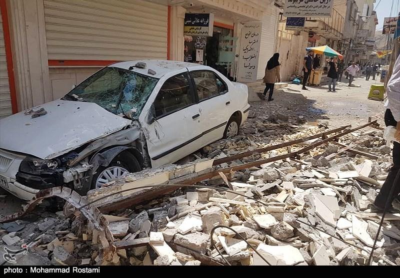 وضعیت عادی در مسجدسلیمان/ ارزیابی خسارت ها توسط ۲۰ گروه