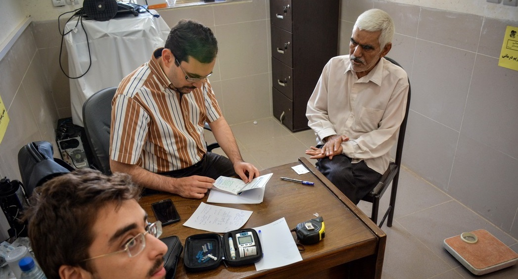 خدمت رسانی بی پایان گروه های جهادی در مناطق محروم
