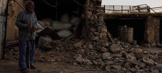 روند بازسازی منازل زلزلهزده خوزستان سرعت میگیرد