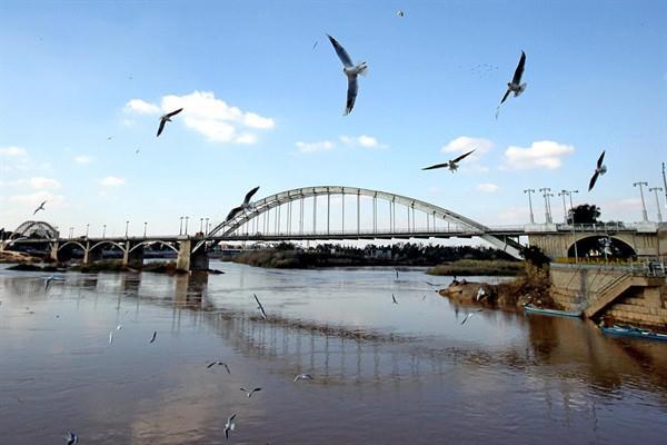 به دنبال احیای طرح جامع کاهش آلودگی رودخانه کارون هستیم