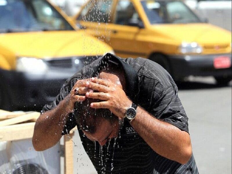 اهواز گرمترین نقطه خوزستان اعلام شد