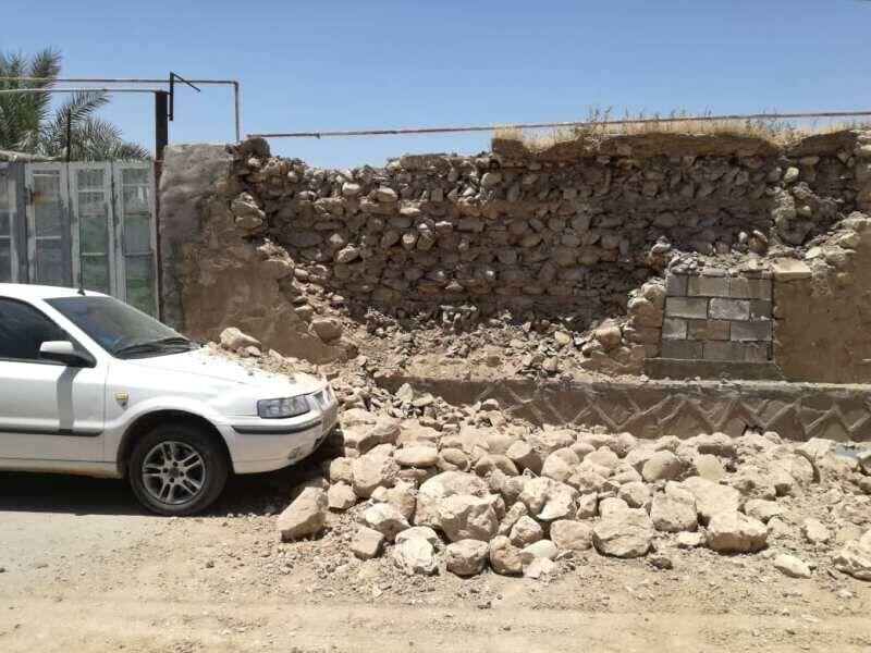 ارزیابی پنج هزار واحد مسکونی خسارت دیده از زلزله در مسجدسلیمان