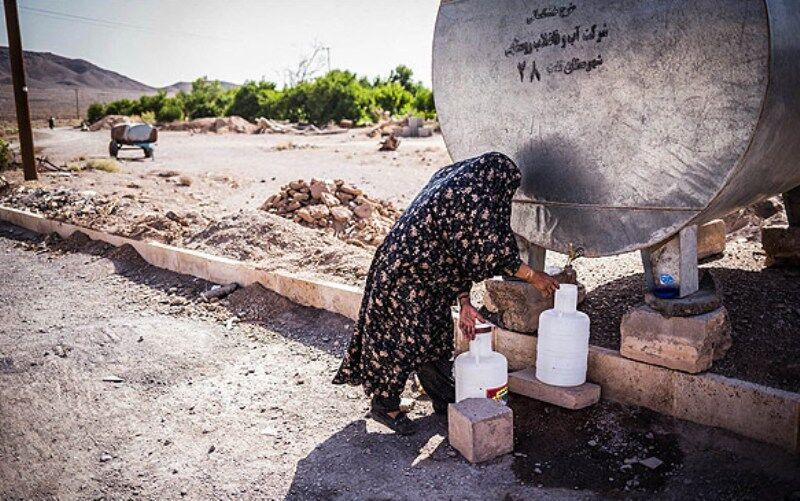 ۴۶ درصد زیرساخت آبرسانی خوزستان فرسوده است