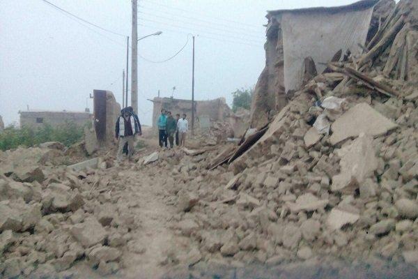 کار ارزیابی خسارات زلزله خوزستان از امروز آغاز میشود