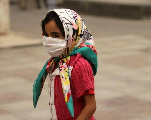 پیش بینی وقوع گرد و غبار محلی در نیمه غربی خوزستان
