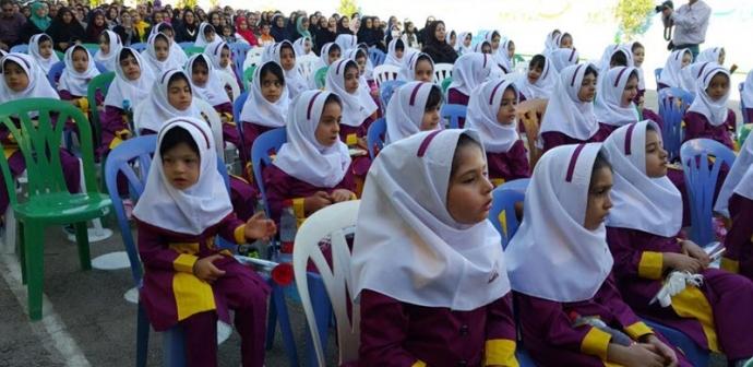 آغاز سال تحصیلی یک میلیون دانش آموز خوزستانی/ برچیدن ۲۵۰ کلاس کانکسی