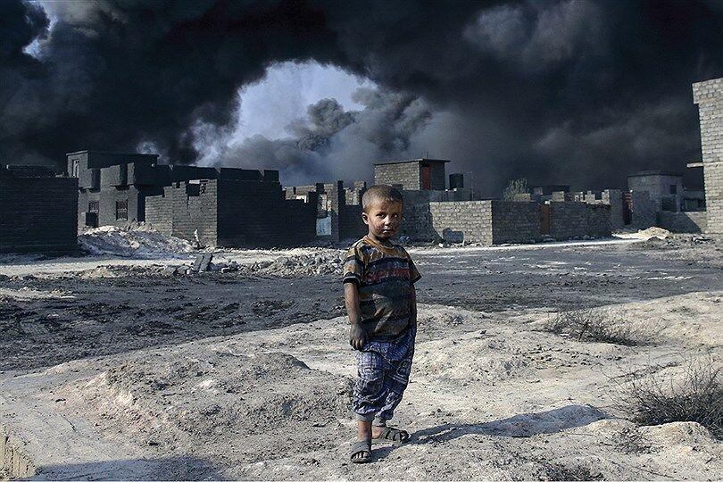 روستای خویسه یک کارون؛ همسایه نفت در فقر