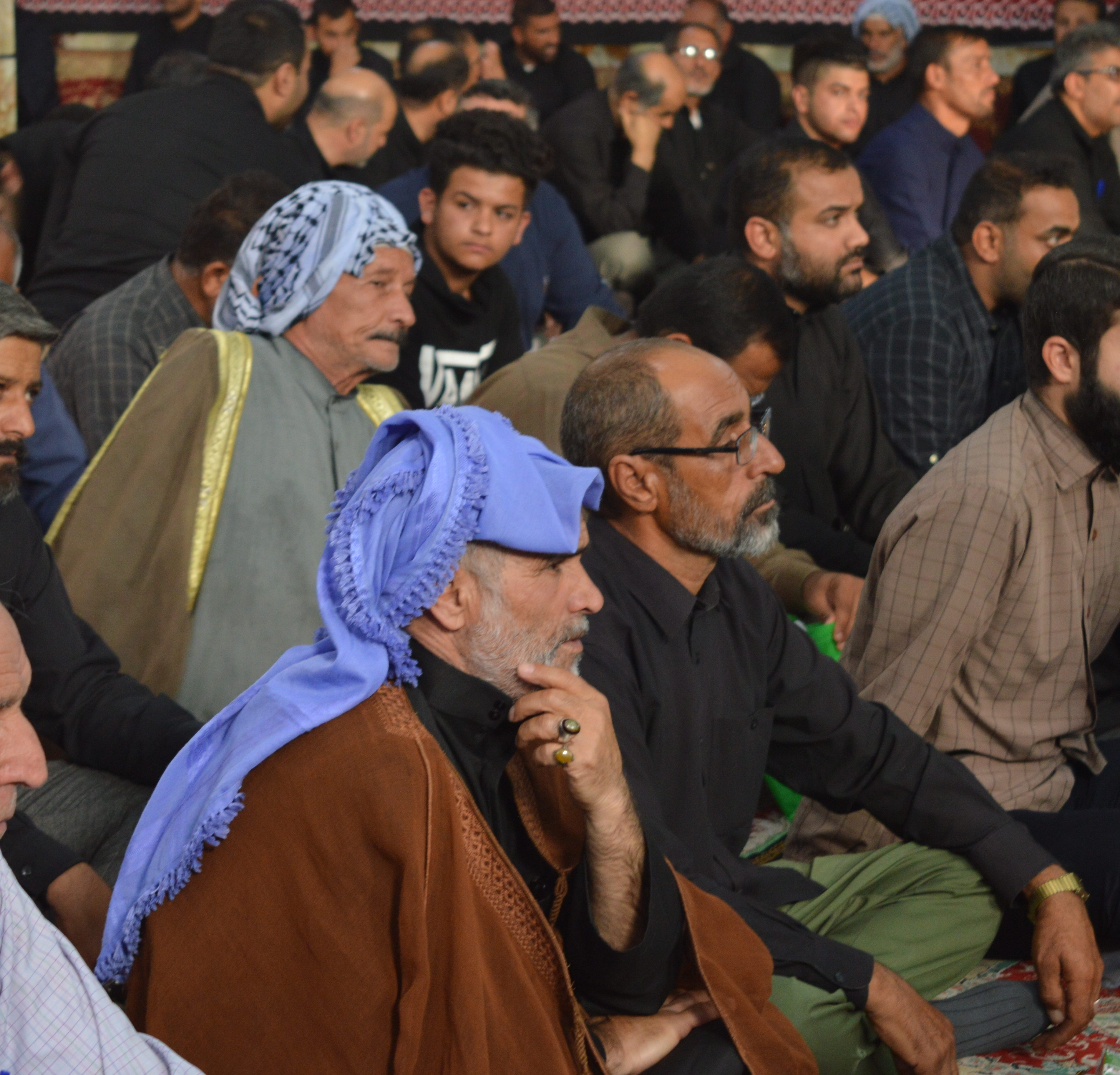 نشست مدیران مواکب حسینی شهر های خوزستان/تصویری