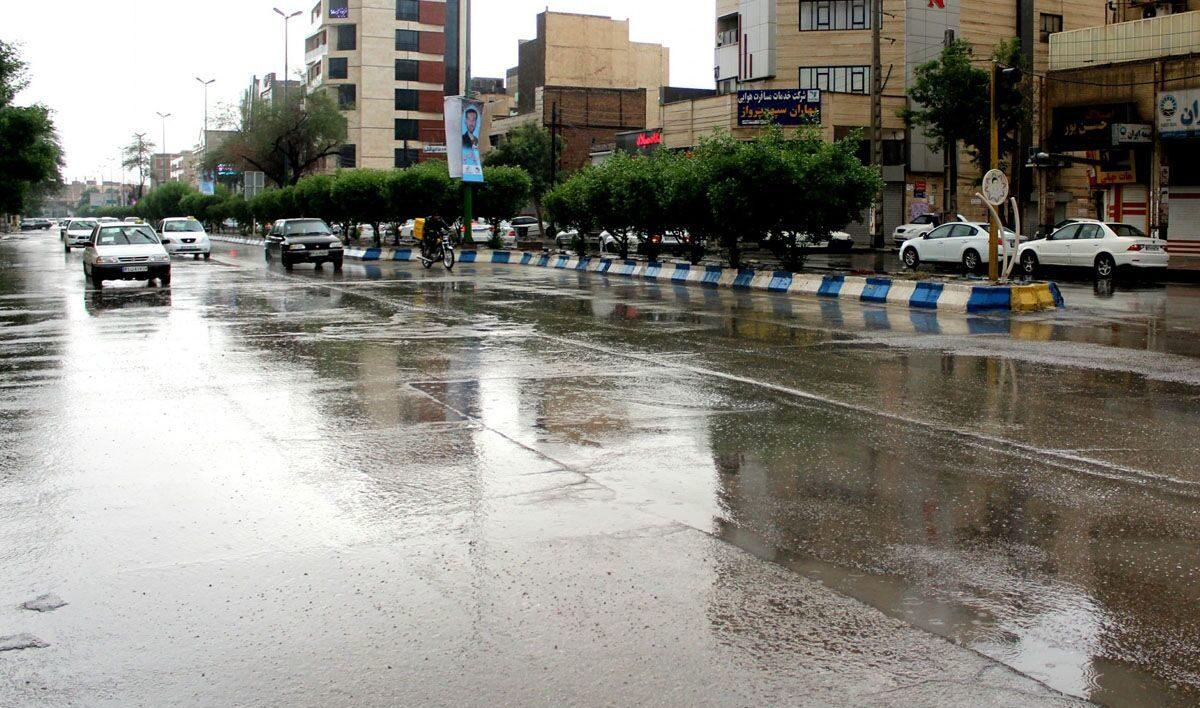 شهروندان اهوازی خود را برای آبگرفتگی در خیابانها آماده کنند
