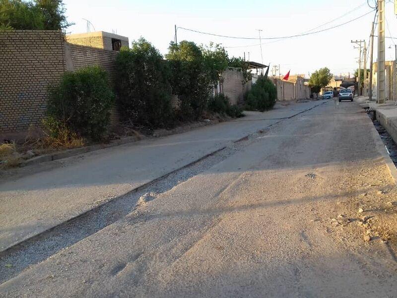 اعتراض شهروندان گتوند به تاخیر در ترمیم حفاریها