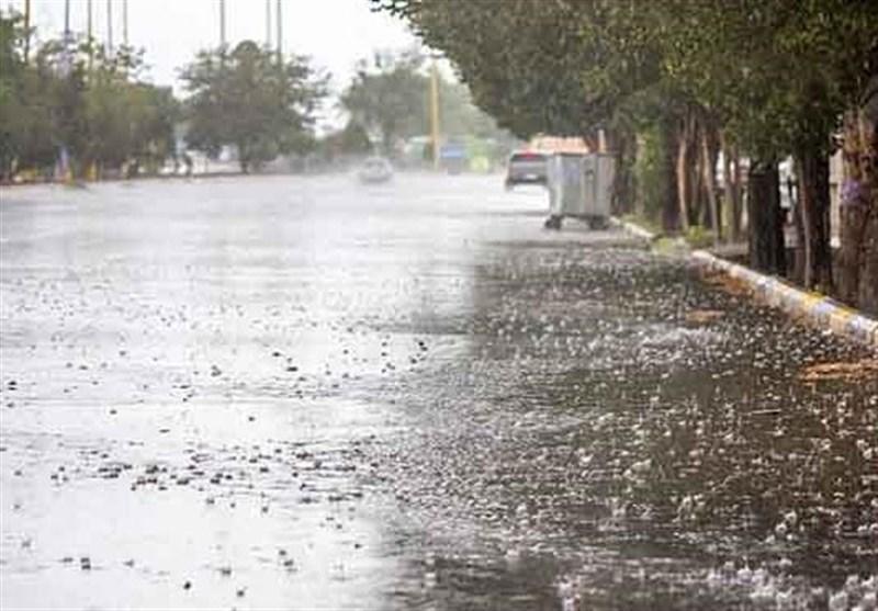 بیشترین میزان بارندگی خوزستان در لالی ثبت شد