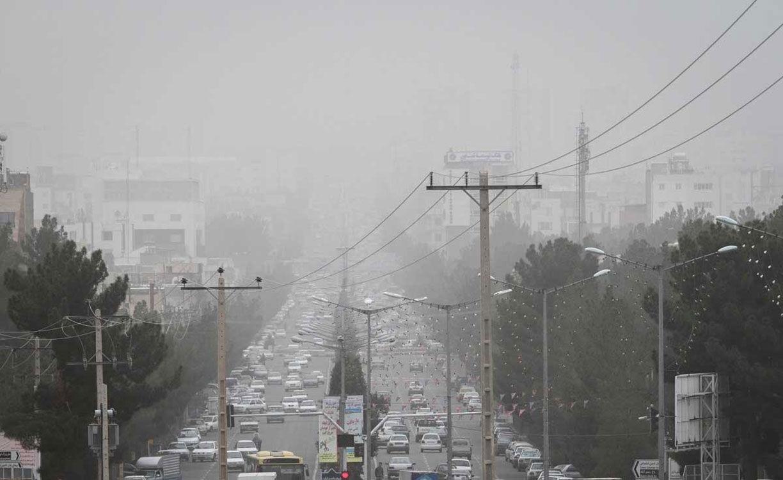آلودگی هوا و تهدید سلامتی ساکنین شهر اهواز