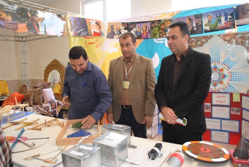 نمایشگاه دستاوردهای پژوهشی شمال خوزستان در دزفول گشایش یافت