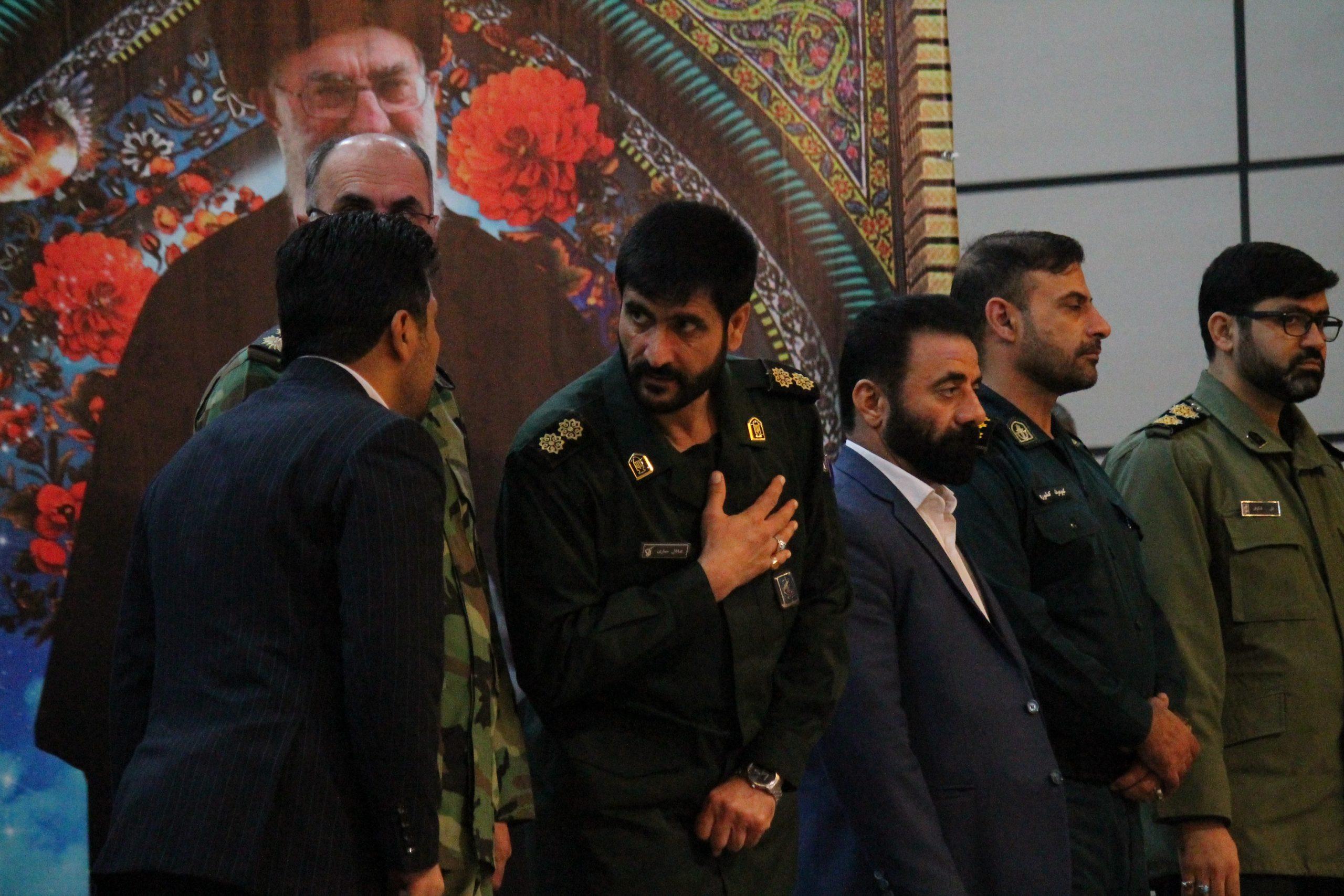 تجلیل از برترینهای سپاه در جشنواره مالک اشتر اهواز
