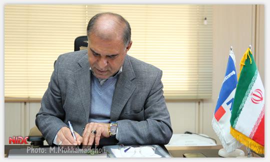 پیام مدیرعامل شرکت ملی حفاری ایران به مناسبت برگزاری نمایشگاه تخصصی ساخت داخل تجهیزات صنعت نفت و حفاری خوزستان
