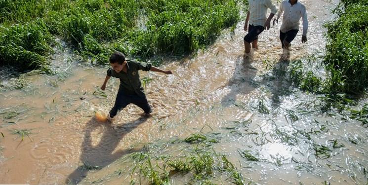 پرداخت قطره چکانی خسارت سیل به کشاورزان خوزستانی