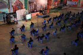 عزاداری شب پنجم محرم در اهواز و شوش