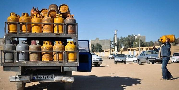کمبود گاز مایع در خوزستان وجود ندارد