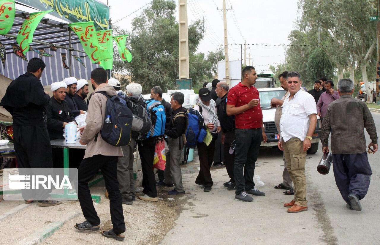پرونده موکبهای اربعین خوزستان بسته شد