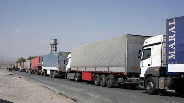 لغو محدودیت زمانی صادرات کالا در مرز شلمچه