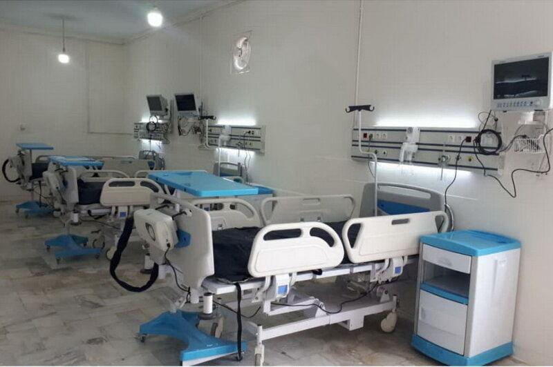 مرکز بیماران تنفسی در آبادان راهاندازی شد
