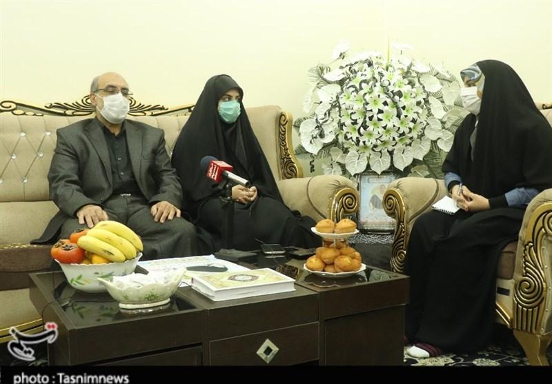 گفت وگوی خواندی با خانواده شهید مدافع سلامت در دزفول / پرستاری که عاشقانه برای خدمت به مردم از جانش گذشت