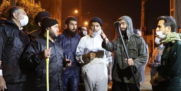 «امام هر روز هفته»؛ روایت امام جمعهای که اینروزها امید اول مردم خوزستان است