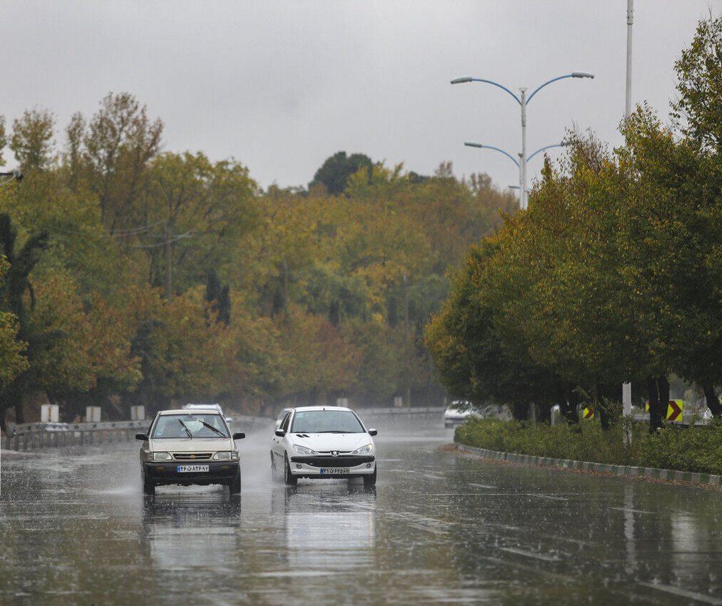 رگبار پراکنده باران و رعد و برق پدیده غالب جوی در خوزستان