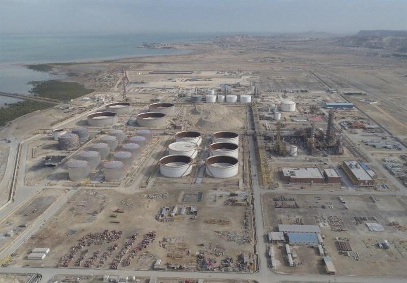 ابرپروژه ملی پالایشگاه گازی بیدبلند خلیج فارس در بهبهان افتتاح شد