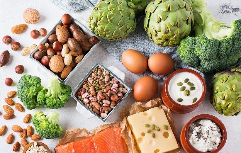 ۲۱ منبع خوشمزهی پروتئین برای کاهش وزن و تقویت سیستم ایمنی