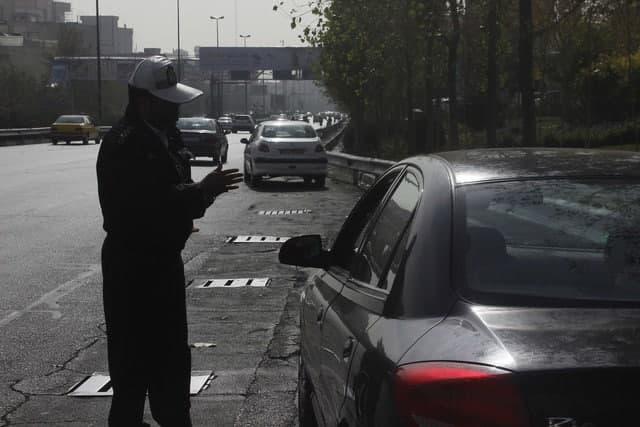 ریمه بیش از ۲۳ هزار خودرو در طرح محدودیت شبانه روز گذشته