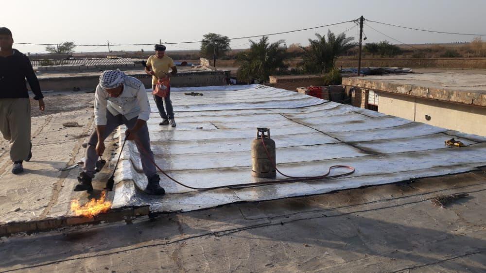 موکب اربعین ۹۶ خانه محرومان را در بستان تعمیر و بازسازی کرد