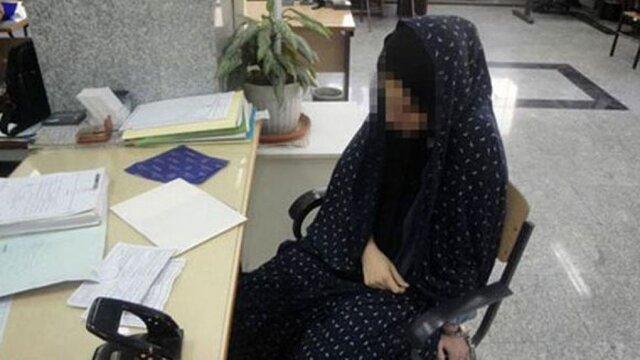 دستگیری زنی که در استانهای مختلف سرقت میکرد