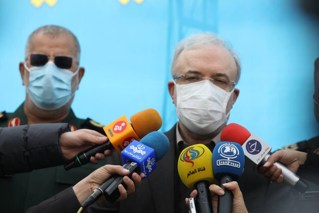 وزیر بهداشت: سفرها، عامل اصلی انتقال ویروس است