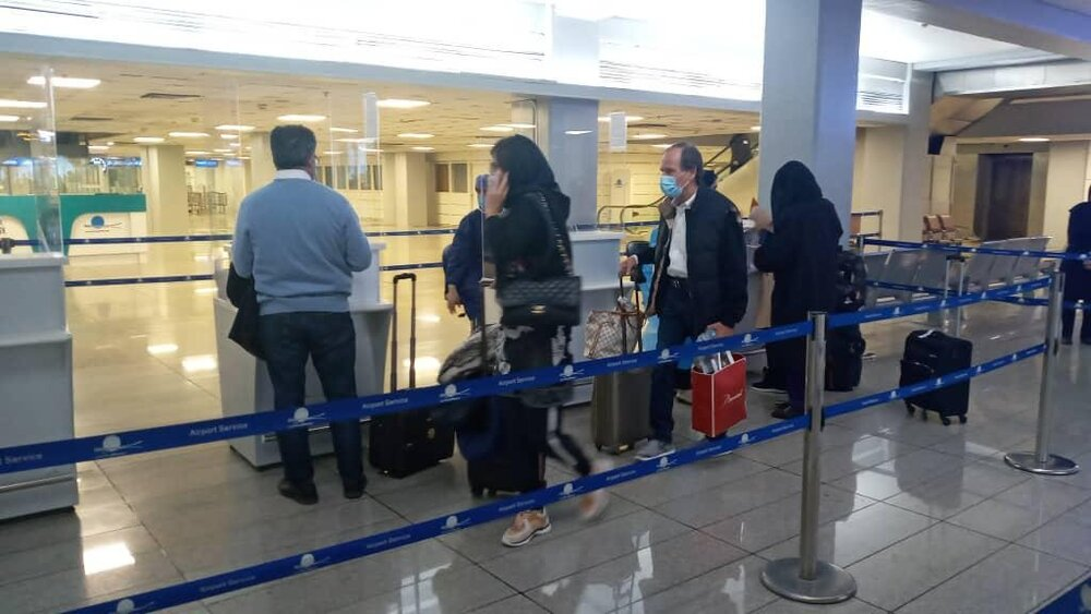 پول بلیت هواپیما به کروناییها برنمیگردد