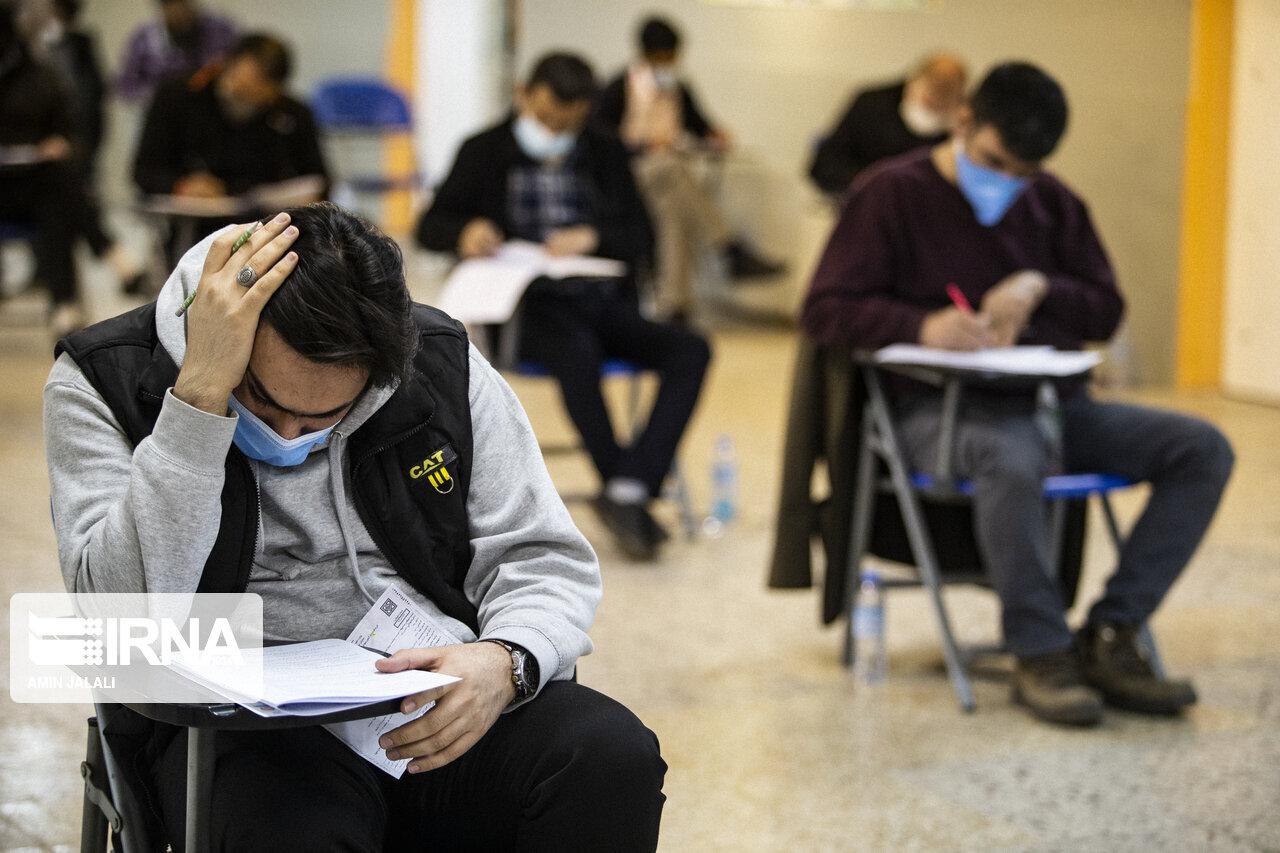 نحوه برگزاری امتحانات نهایی و کنکور بر اساس تصمیم ستاد ملی کرونا است