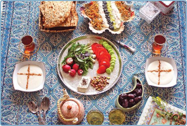 تغذیه صحیح در ماه رمضان همزمان با شیوع کرونا