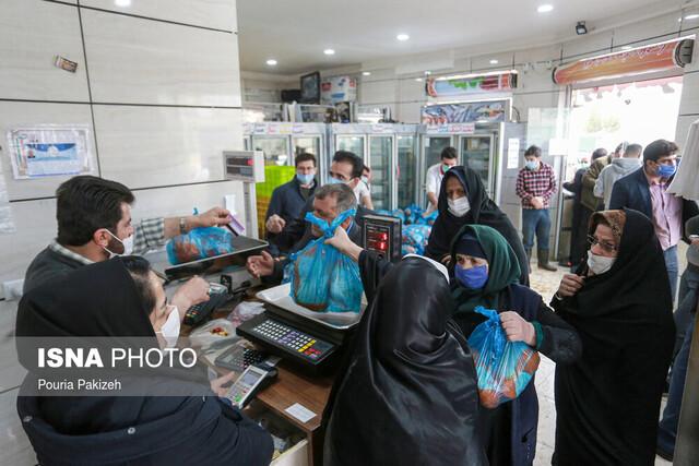 کسری مرغ در خوزستان همچنان پابرجا است