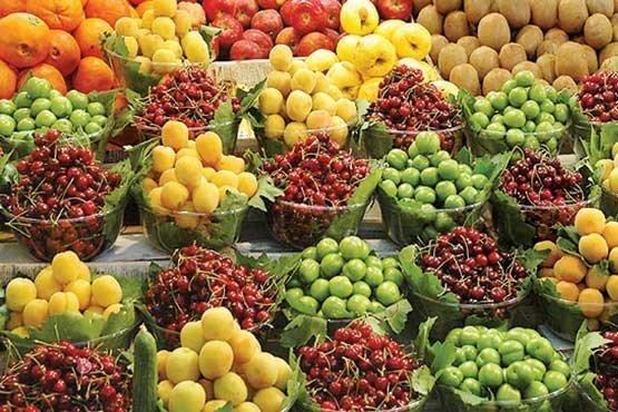 کاهش قیمت میوه در بازار اهواز تا ۱۰ روز آینده