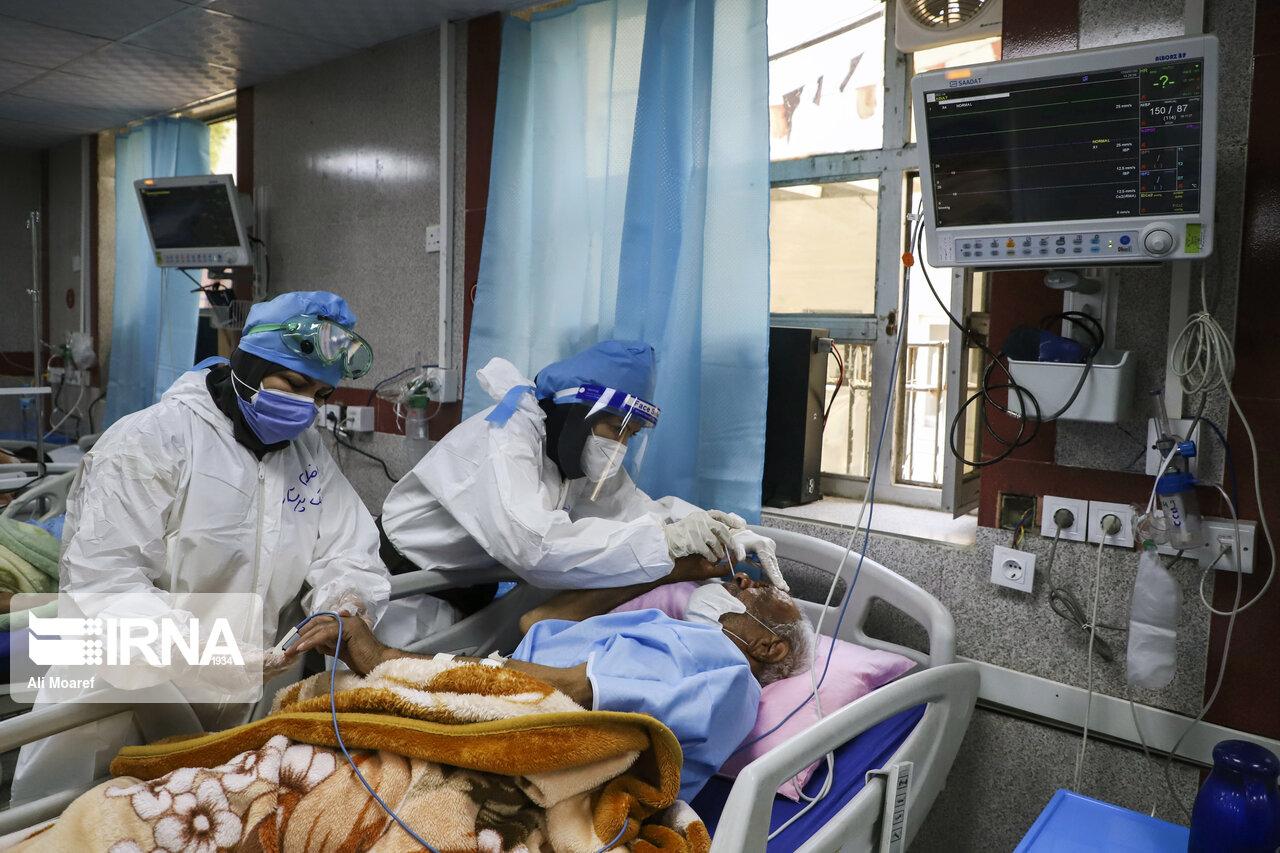 کاهش ۴۰ درصدی مراجعه بیماران کرونایی به مراکز درمانی خوزستان