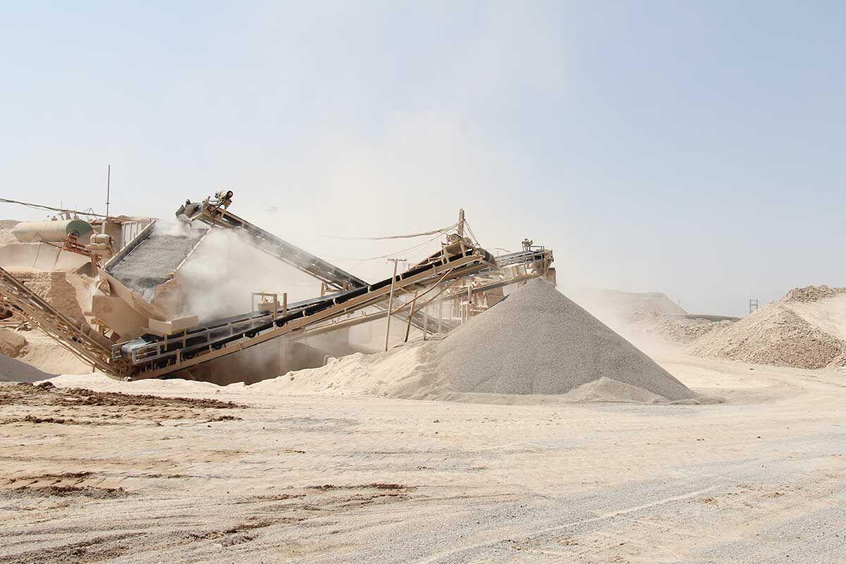صدور ۱۱ فقره پروانه اکتشاف و بهرهبرداری معدن در خوزستان