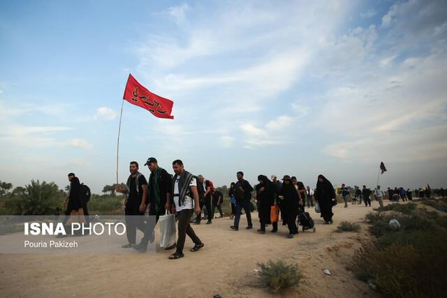 معاون امنیتی استانداری خوزستان: مرزهای شلمچه و چذابه در ایام اربعین بستهاند