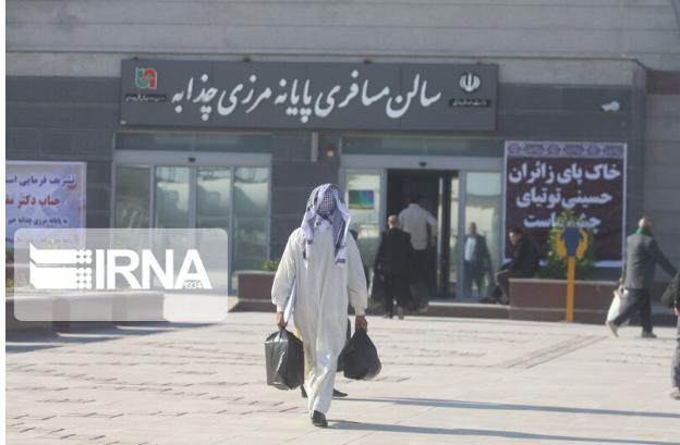 فرماندار دشت آزادگان: چند گروه از مشتاقان سفر کربلا در مسیر مرز چذابه متوقف شدند