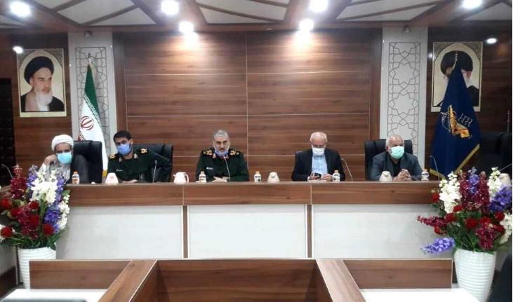 فرمانده سپاه ولیعصر(عج): حمایت از گروههای جهادی نیازمند مصوبه قانونی مجلس است